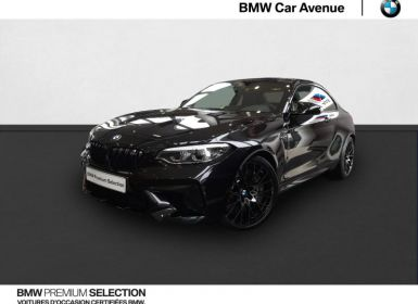 BMW M2 3.0 410ch Competition M DKG 29cv Occasion