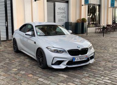 Achat BMW M2 Compétition 410 Ch Occasion