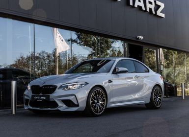 Vente BMW M2 COMPETITION - MBRAKES - KEYLESS - LED - HARMAN - CARBON - FULL Occasion