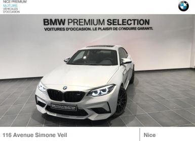 Vente BMW M2 Coupé 3.0 410ch Competition M DKG Occasion