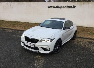 BMW M2 Coupe 3.0 410ch Competition M DKG HERITAGE Neuf