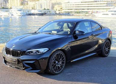 Vente BMW M2 COUPE COMPETITION DKG  411 CV - MONACO Occasion