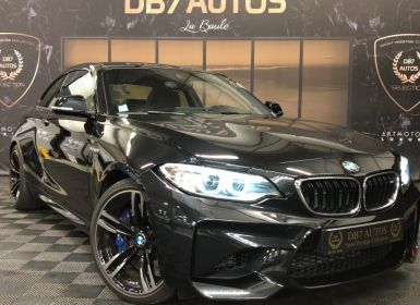 Achat BMW M2 COUPE F87 370 ch M DKG 7 Occasion