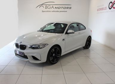 Achat BMW M2 COUPE (F87) 370CH M DKG Occasion