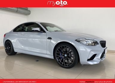 Vente BMW M2 (F87) 3.0 410CH COMPETITION M DKG Occasion