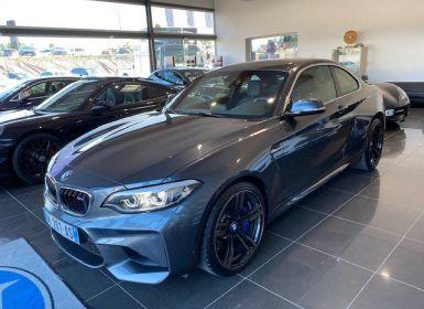 Vente BMW M2 (F87) 3.0 DKG7 370CH Occasion