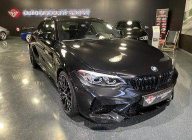 Achat BMW M2 Serie M Competition 410 CH Occasion