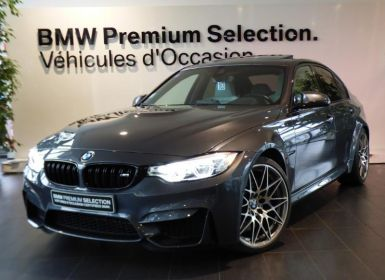 Acheter BMW M3 3.0 450ch Pack Competition M DKG Occasion