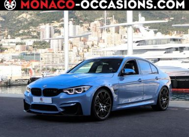 Vente BMW M3 3.0 450ch Pack Competition M DKG Occasion