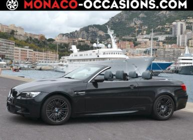 Acheter BMW M3 Cabriolet 420ch DKG Drivelogic Occasion