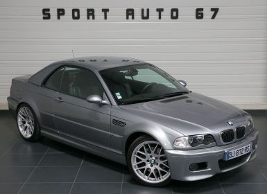 Vente BMW M3 CABRIOLET phase II Occasion