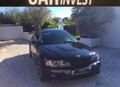 Achat BMW M3 coupé 342 BT ROBOTISES PALETTE .LEVIER 8 Occasion
