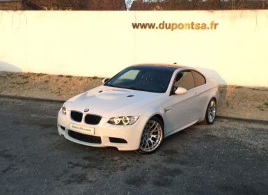 Vente BMW M3 Coupe 420ch Drivelogic Occasion