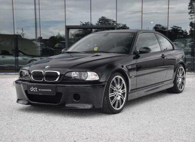 Vente BMW M3 Coupé CSL Full Historiek Occasion