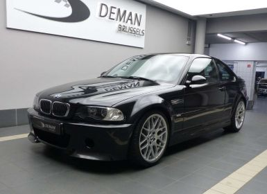 Vente BMW M3 CSL Occasion