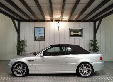 Acheter BMW M3 E46 CABRIOLET 343 CV BV6 Occasion