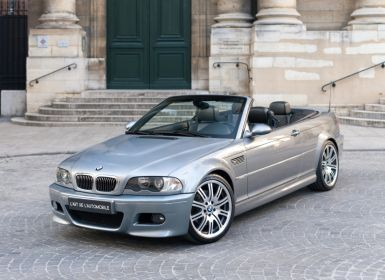 Achat BMW M3 E46 Cabriolet *manual* Occasion