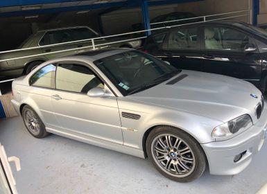 Vente BMW M3 E46 SMG Occasion