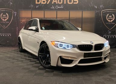 Voiture BMW M3 F80 431 ch M DKG7 Occasion