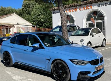 Vente BMW M3 F80 LCI 450 ch M DKG7 Pack Competition Occasion