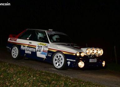Vente BMW M3 Groupe A clone prodrive Neuf