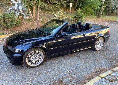 Vente BMW M3 M3 E46 Cabriolet Occasion