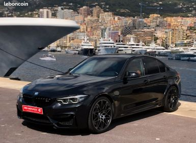 Achat BMW M3 pack competition 450 dkg7 Occasion