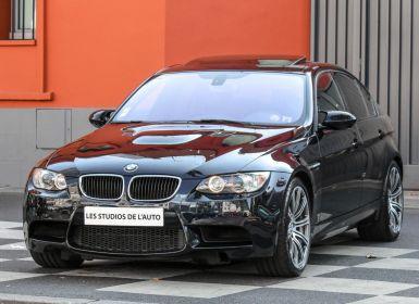 Vente BMW M3 V (E90M) 420ch DKG Drivelogic Occasion