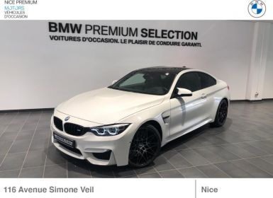 BMW M4 3.0 450ch Pack Competition M DKG Euro6d-T Occasion