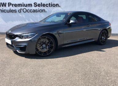Vente BMW M4 3.0 450ch Pack Competition M DKG Euro6d-T Occasion