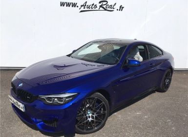 Achat BMW M4 450 CH M DKG7 Pack Competition Occasion