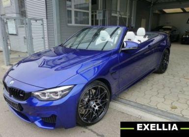 Vente BMW M4 Cabrio Compétition  Occasion