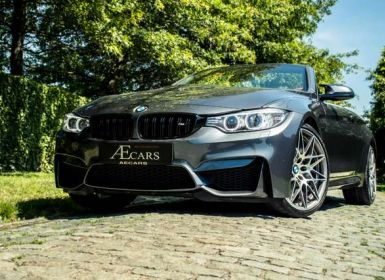 Achat BMW M4 Cabrio COMPETITION - FULL - 1 OWNER - BELGIAN CAR Occasion