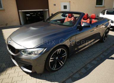 Vente BMW M4 Cabriolet, Affichage tête haute, Caméra 360°, Harman/Kardon, TV, Volant chauffant Occasion