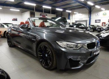 Acheter BMW M4 CABRIOLET (F83) 431CH DKG Occasion