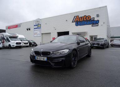 BMW M4 CABRIOLET (F83) 431CH DKG Occasion