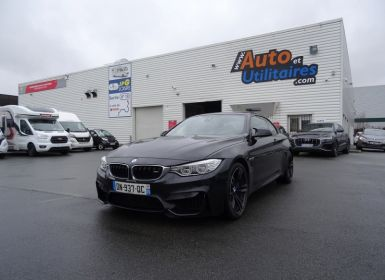 Vente BMW M4 CABRIOLET (F83) 431CH DKG Occasion