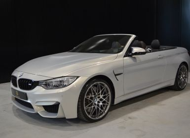 Vente BMW M4 Competition cabriolet 1 HAND !! Akrapovic !! NEW ! Occasion