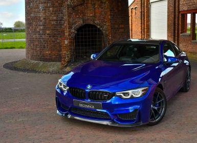 Achat BMW M4 Coupé 3.0 CS - COMPETITION SPORT - ( NP € 130.000) Occasion