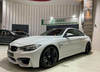 Vente BMW M4 Coupé / Camera angle mort / Haut-Parleur KarmanK/ Carbon / Camera 360 Occasion