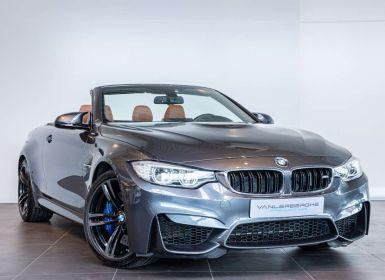Vente BMW M4 DKG Drivelogic Individual Cognac HUD Camera Occasion
