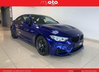 Vente BMW M4 (F82) 3.0 460CH CS DKG Occasion