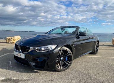 Vente BMW M4 (F83) 431CH DKG Occasion