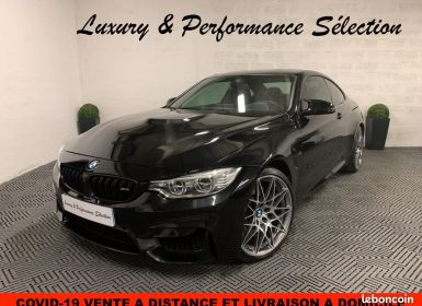 BMW M4 PACK COMPETITION 450ch DKG7 19000km ORIGINE FRANCE CARBONE Occasion