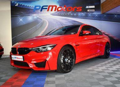 Vente BMW M4 Pack Compétition Coupé 3.0 450 DKG GPS Caméra Suspension Mode Sport + Toit Carbone Harman Kardon JA 20 Occasion