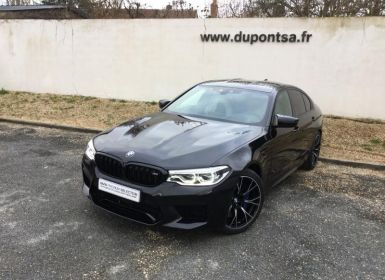 Vente BMW M5 4.4 V8 625ch Competition M Steptronic Euro6d-T-EVAP 238g Occasion
