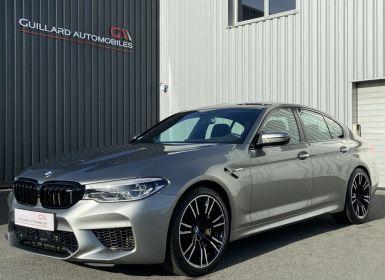 Vente BMW M5 4.4 V8 BI-TURBO 600ch (F90) BVA8 Occasion