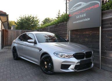 Vente BMW M5 4.4 V8 - individual - ceramic brakes - carbonroof - full Occasion