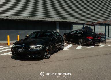Achat BMW M5 4.4AS V8 F90 Belgian car Belgian car Occasion