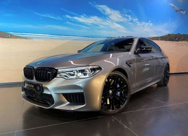 Achat BMW M5 Competition 625pk Leder - Opendak - NaviPro - HarmanKard Occasion